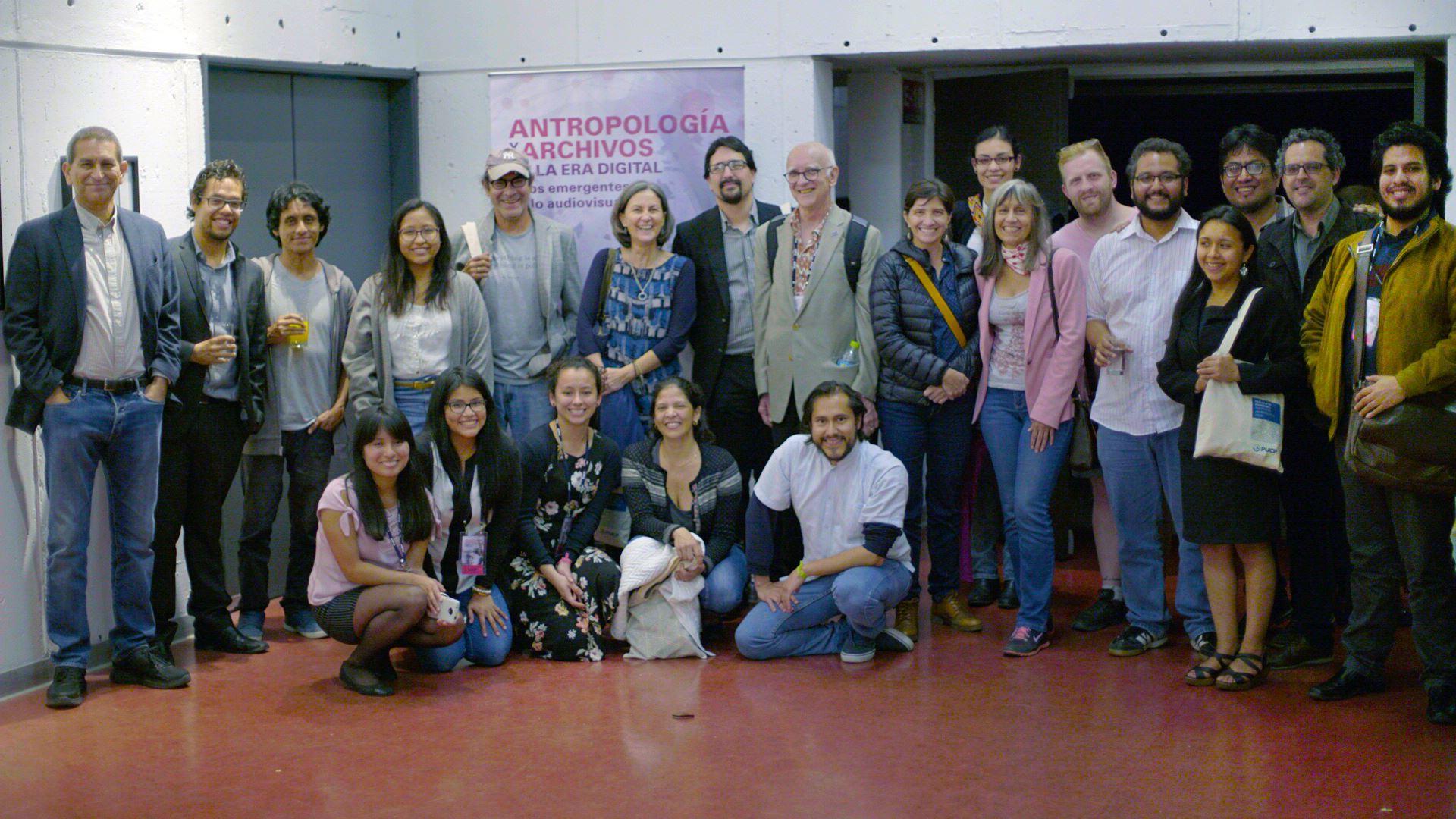 Un balance del Seminario Internacional Archivo y Antropología: Usos emergentes de lo audiovisual en América Latina